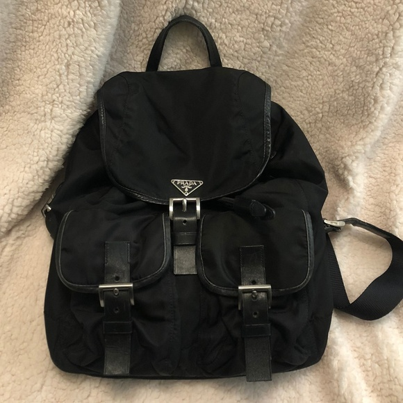 73c890c4dd47 Authentic Prada Vela Sport Backpack. M 5c3fad3cf63eeacadfc841ab